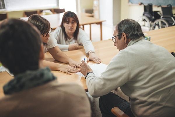 Terapia ocupacional en ADACECO