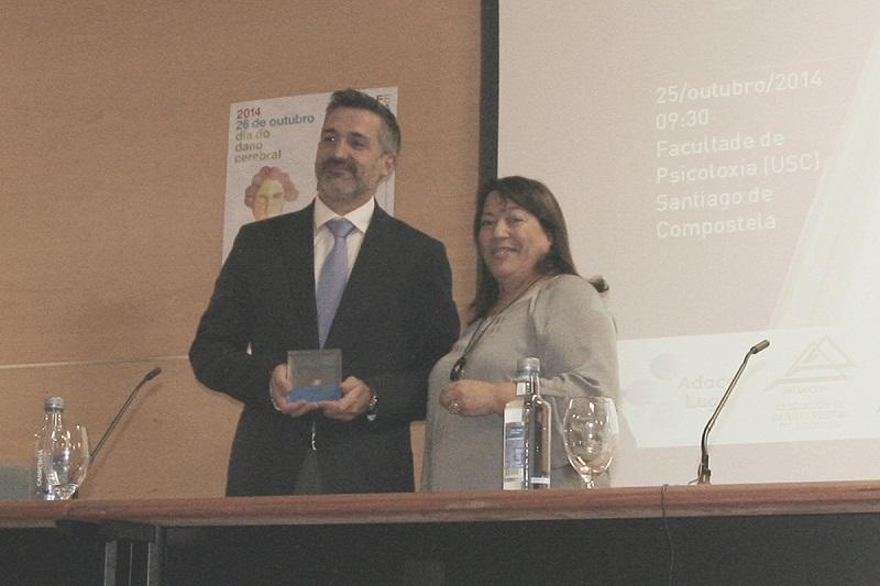 Entrega do II Premio FEGADACE