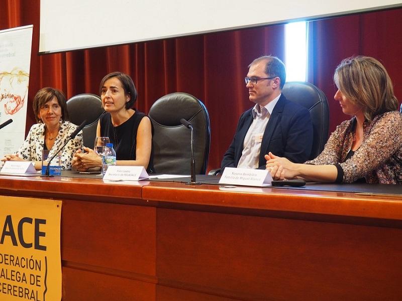 Entrega do IV Premio FEGADACE - Miguel Blanco