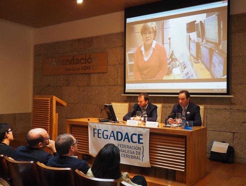 Entrega V Premio FEGADACE - Miguel Blanco